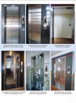 Các loại cửa tầng
